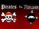 Jugar gratis a Piratas Vs Ninjas