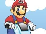 Jugar gratis a Jetski Mario