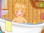 Juego Bañar Bebés