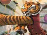 Jugar gratis a Kung Fu Panda, Tigresa