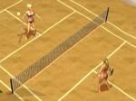 Jugar gratis a Tennis en la playa