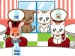 Jugar gratis a Restaurante de animales