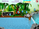 Jugar gratis a Sammy the Salmon Waterfall Leap