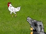 Jugar gratis a Matar gallinas