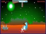 Jugar gratis a Alien Bounce