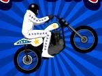 Acrobacias con motos