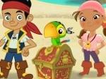 Jugar gratis a Jake y los piratas del país de Nunca Jamás