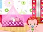 Jugar gratis a Decorar habitaciones de bebés