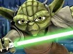 Jugar gratis a Yoda Batalla Láser