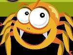 Jugar gratis a La araña miedosa