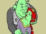 Jugar gratis a Shrek y Fiona