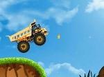 Camiones de construcción