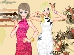 Jugar gratis a Vestir hermanas