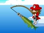 Pescar con caña