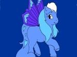 Colorear Pony