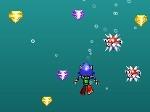 Jugar gratis a Sonic submarino