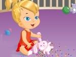 Jugar gratis a Peinar bebé