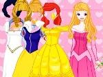 Jugar gratis a Vestidos de princesas