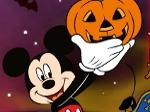Mickey Mouse en Halloween
