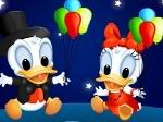 Donald y Daisy