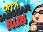 Jugar gratis a Oppa Gangnam Run