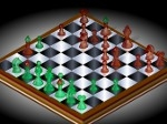 Jugar gratis a Ajedrez 3D