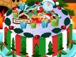 Jugar gratis a Tarta de chocolate navideña