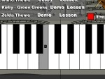 Jugar gratis a Piano virtual