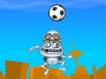 Jugar gratis a Crazy Frog Fútbol