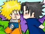 Jugar gratis a Besos de Naruto