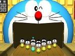Jugar gratis a Doraemon Bowling Game