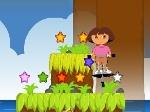 Jugar gratis a Dora saltarina
