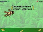 Jugar gratis a Monkey Keepy Ups