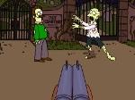 Jugar gratis a Simpsons Zombis