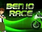 Jugar gratis a Ben 10: Carreras de motos