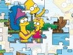 Rompecabezas de Los Simpson