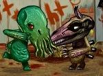 Crear aliens