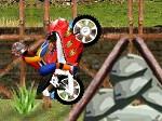 Jugar gratis a Motos con rampas