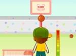 Jugar gratis a Baloncesto para niños