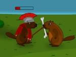 Jugar gratis a Batalla de castores