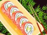 Clases de Sushi: Philadelphia Roll
