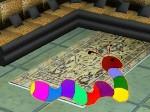 Jugar gratis a Rainbow Worm: Escape