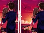 Diferencias en San Valentín