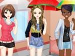 Jugar gratis a Moda lluviosa