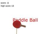 Jugar gratis a Paddle Ball