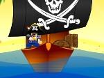 Jugar gratis a Piratas furiosos