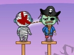 Jugar gratis a Zombie Purification Theory