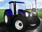 Jugar gratis a Tractor Farm Racing