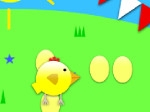 Jugar gratis a Happy Miss Chicken