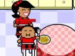 Comida rápida para niños